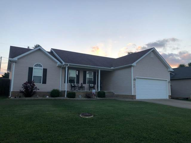 144 Doubletree Court, Mt Sterling, KY 40353 (MLS #20017071) :: The Lane Team