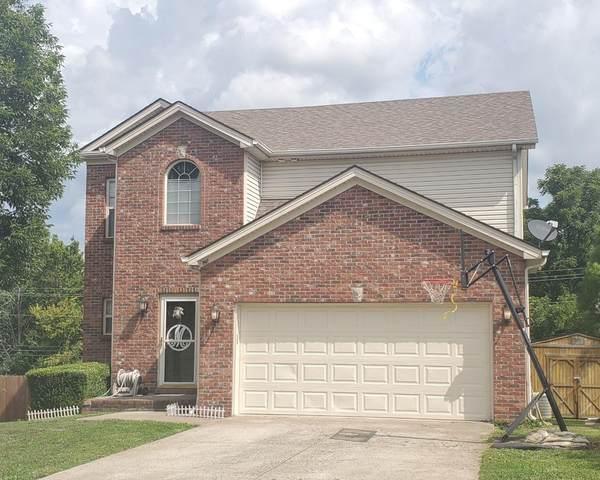 520 Williams Road, Nicholasville, KY 40356 (MLS #20017117) :: Robin Jones Group