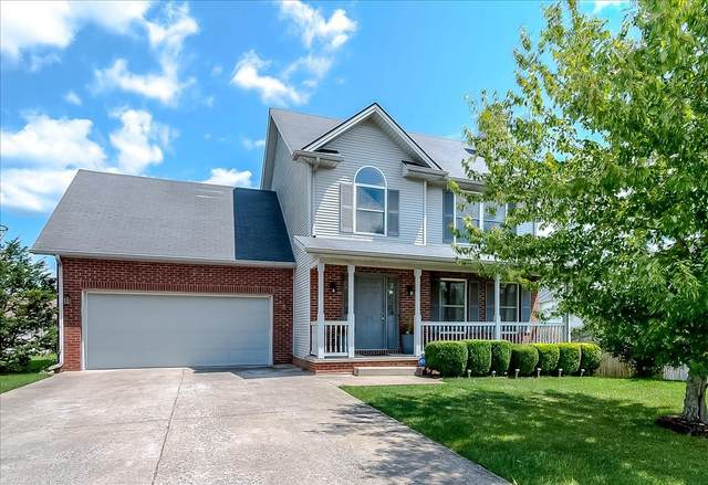 113 Sheffield Way, Winchester, KY 40391 (MLS #20017200) :: The Lane Team