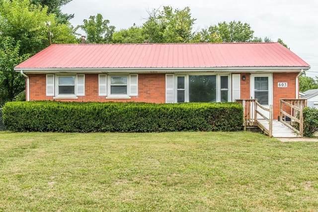603 Freeman Drive, Lexington, KY 40505 (MLS #20017286) :: Nick Ratliff Realty Team