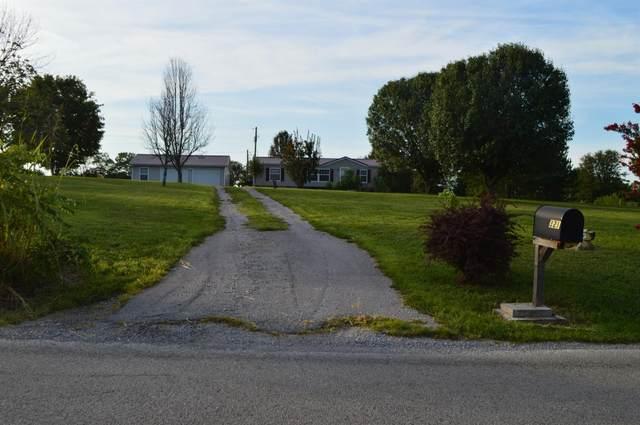 321 Hughley Lane, Harrodsburg, KY 40330 (MLS #20017289) :: Nick Ratliff Realty Team