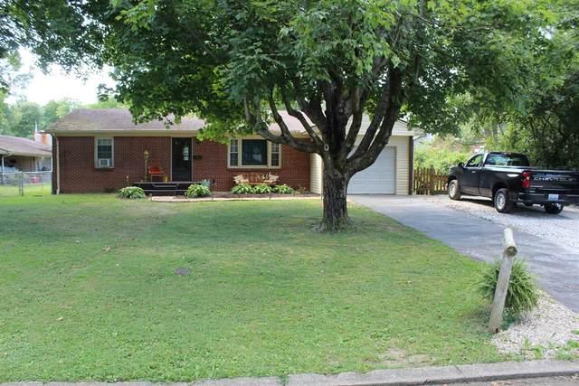 100 Bluebird Avenue, Berea, KY 40403 (MLS #20017324) :: Nick Ratliff Realty Team