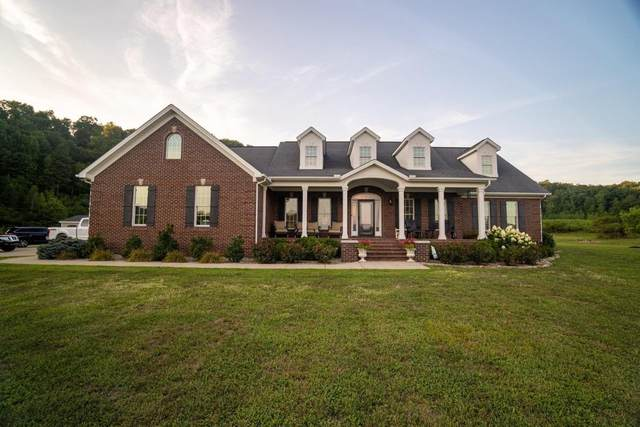 414 W Fox Trail Road, Manchester, KY 40962 (MLS #20017404) :: Robin Jones Group
