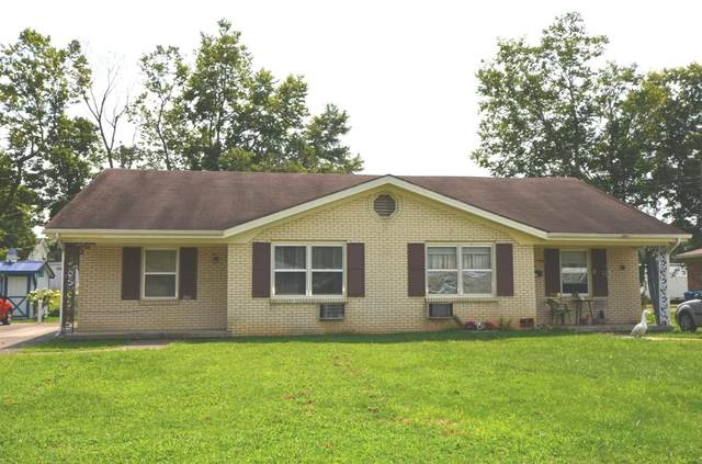 760 Greenbriar Drive, Harrodsburg, KY 40330 (MLS #20017670) :: Nick Ratliff Realty Team