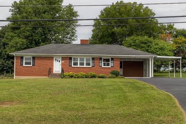 326 Pleasant Hill Drive, Harrodsburg, KY 40330 (MLS #20017843) :: Nick Ratliff Realty Team