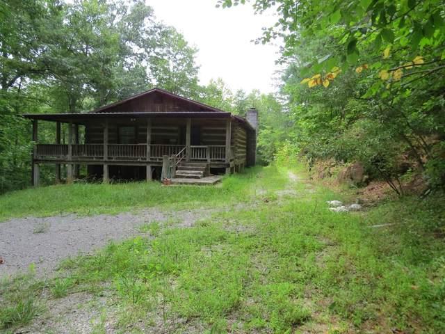 244 Gilley Hollow Road, Cumberland, KY 40823 (MLS #20017872) :: Nick Ratliff Realty Team