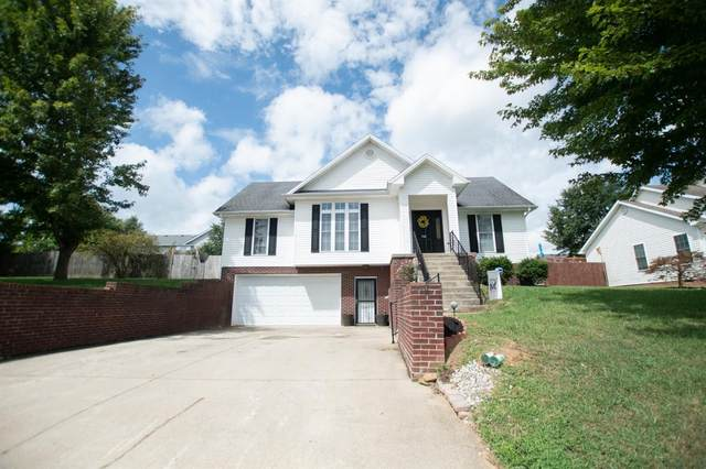 708 Candlewood Court, Mt Sterling, KY 40353 (MLS #20017981) :: The Lane Team