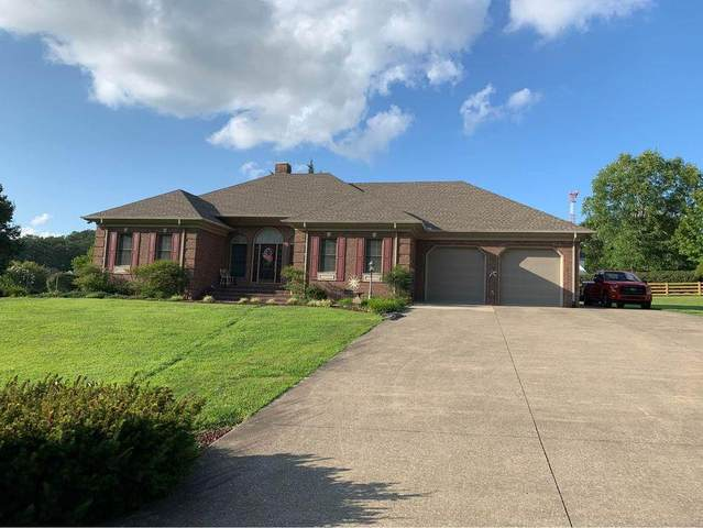 326 Woodchase Drive, Corbin, KY 40701 (MLS #20018054) :: Robin Jones Group