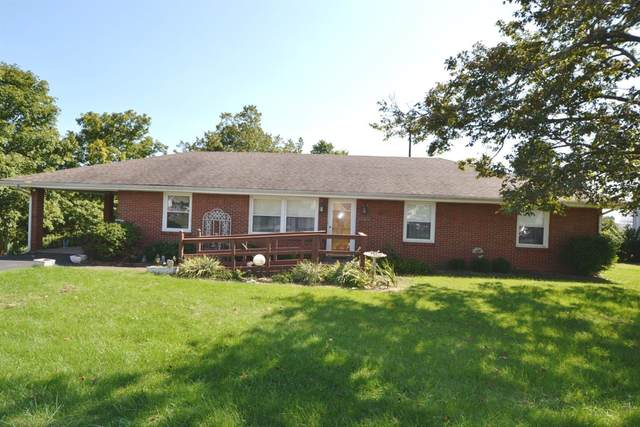 764 High, Harrodsburg, KY 40330 (MLS #20018402) :: Better Homes and Garden Cypress