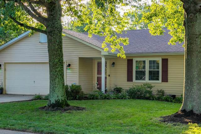 512 Sheffield Drive, Versailles, KY 40383 (MLS #20018409) :: The Lane Team