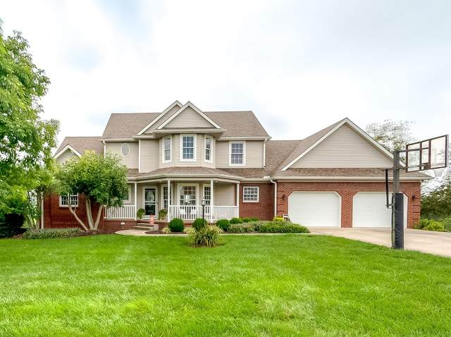 143 Royalty Dr, Lancaster, KY 40444 (MLS #20018486) :: The Lane Team