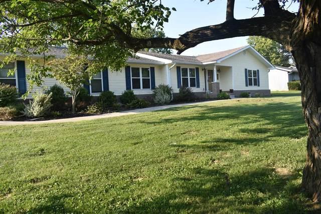 116 Evergreen Drive, Lawrenceburg, KY 40342 (MLS #20018535) :: Nick Ratliff Realty Team