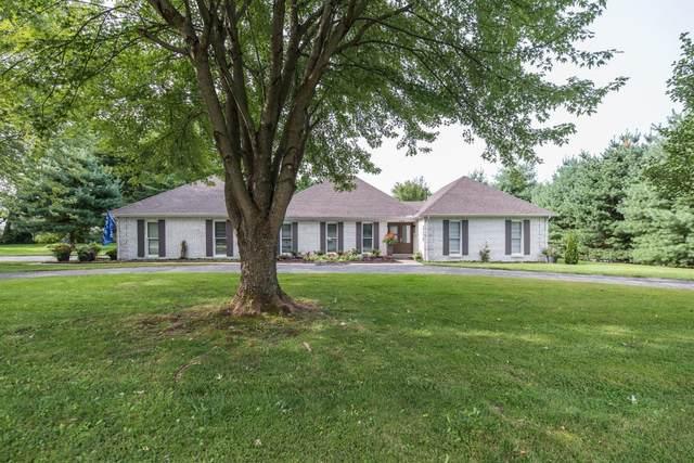 300 Brannon Road, Nicholasville, KY 40356 (MLS #20018598) :: Better Homes and Garden Cypress