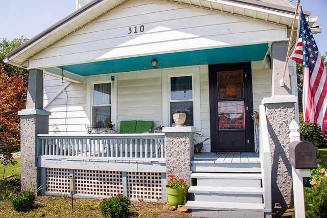 310 W Broadway Street, Lawrenceburg, KY 40342 (MLS #20018757) :: Nick Ratliff Realty Team