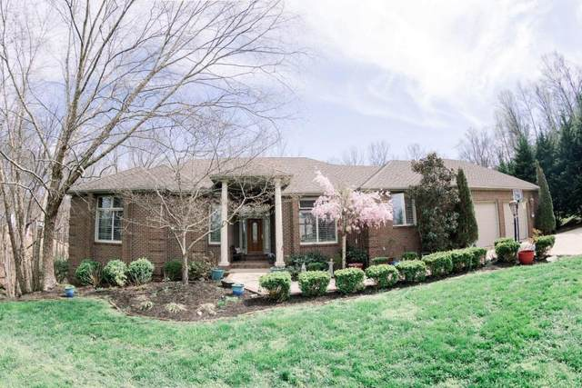 3408 Woodhaven Drive, Somerset, KY 42503 (MLS #20019310) :: Better Homes and Garden Cypress