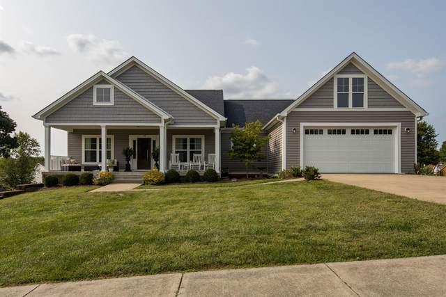 134 Creekside Drive, Danville, KY 40422 (MLS #20019376) :: The Lane Team
