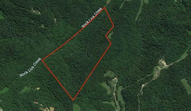 100 Rock Lick Creek, Mckee, KY 40447 (MLS #20019501) :: Robin Jones Group