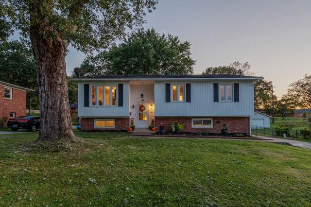 142 Pleasant Hill Drive, Frankfort, KY 40601 (MLS #20019613) :: Nick Ratliff Realty Team