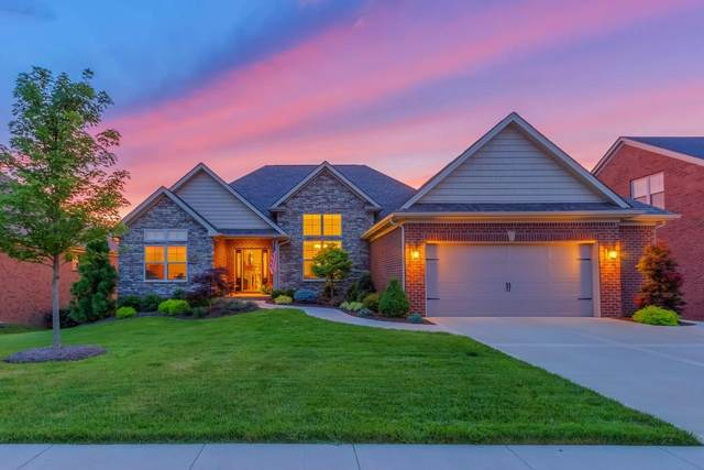 159 Whispering Pines Drive, Frankfort, KY 40601 (MLS #20019651) :: The Lane Team