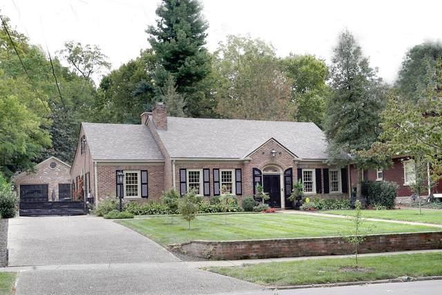 146 Mcdowell Road, Lexington, KY 40502 (MLS #20019838) :: Shelley Paterson Homes   Keller Williams Bluegrass