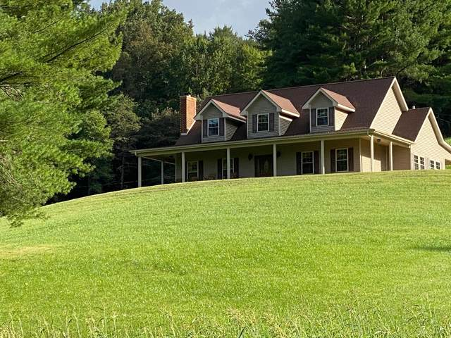 410 J Goodin Branch Road, Barbourville, KY 40906 (MLS #20019910) :: Nick Ratliff Realty Team