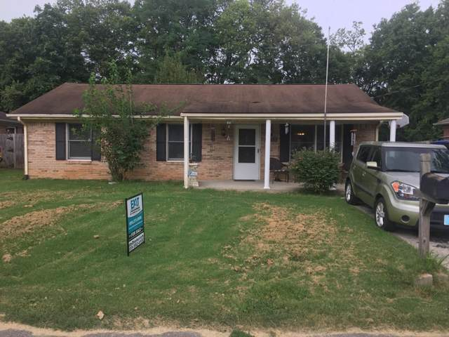 203 Green Street, Nicholasville, KY 40356 (MLS #20020025) :: Shelley Paterson Homes | Keller Williams Bluegrass