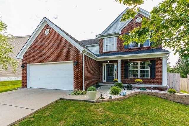105 Wheatfield Court, Nicholasville, KY 40256 (MLS #20020045) :: Shelley Paterson Homes | Keller Williams Bluegrass