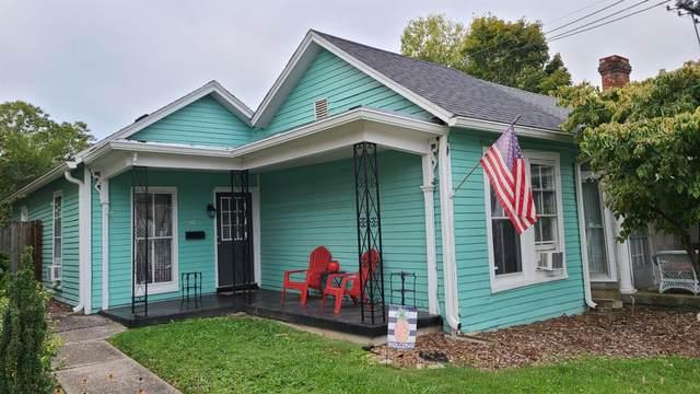 209 W Campbell Street, Frankfort, KY 40601 (MLS #20020101) :: Shelley Paterson Homes | Keller Williams Bluegrass
