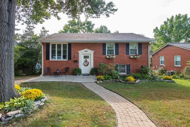 244 Vanderbilt Drive, Lexington, KY 40517 (MLS #20020193) :: Shelley Paterson Homes | Keller Williams Bluegrass