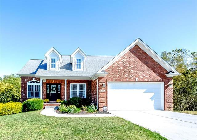 206 Blue Spruce Drive, Frankfort, KY 40601 (MLS #20020349) :: Better Homes and Garden Cypress