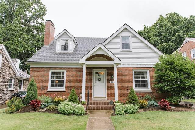 109 Romany Road, Lexington, KY 40502 (MLS #20020631) :: Shelley Paterson Homes | Keller Williams Bluegrass