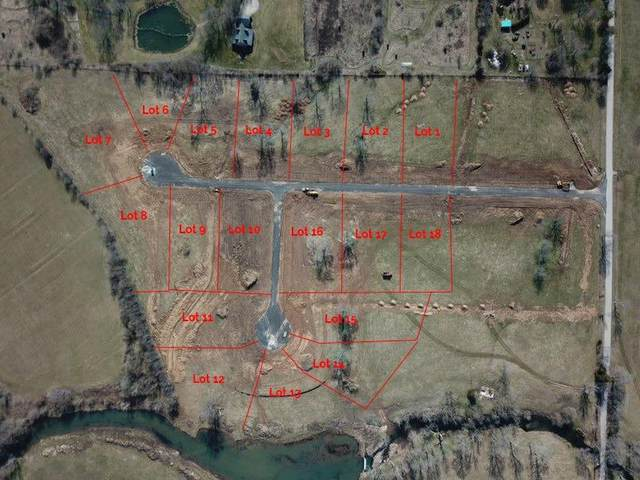 0 Mccauley Way Lot 9, Wilmore, KY 40390 (MLS #20020721) :: Better Homes and Garden Cypress
