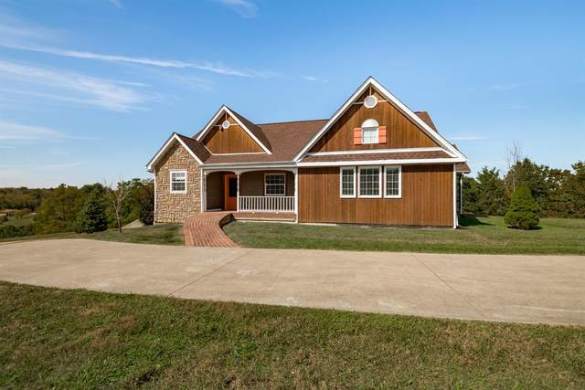 607 N Mt Gilead Church Road, Sadieville, KY 40370 (MLS #20021087) :: Nick Ratliff Realty Team