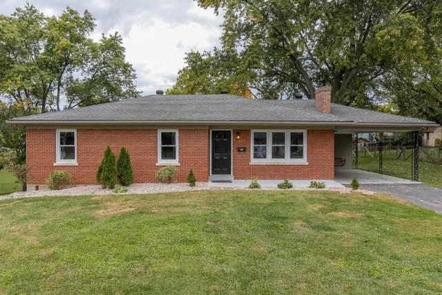 132 Pickett Avenue, Frankfort, KY 40601 (MLS #20021145) :: Shelley Paterson Homes | Keller Williams Bluegrass