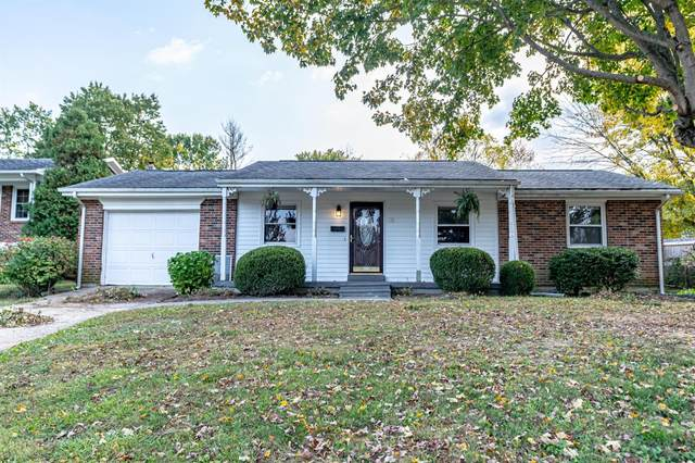 111 Redwood Drive, Frankfort, KY 40601 (MLS #20021378) :: Shelley Paterson Homes | Keller Williams Bluegrass