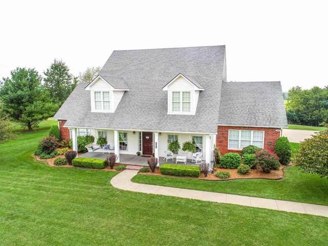 2504 Pleasant View Way, Richmond, KY 40475 (MLS #20021542) :: Shelley Paterson Homes | Keller Williams Bluegrass