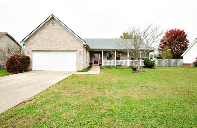 205 Cannonball Drive, Nicholasville, KY 40356 (MLS #20021645) :: Nick Ratliff Realty Team