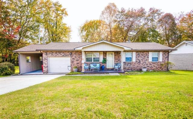 1035 Cardinal Drive, Corbin, KY 40701 (MLS #20021712) :: Better Homes and Garden Cypress