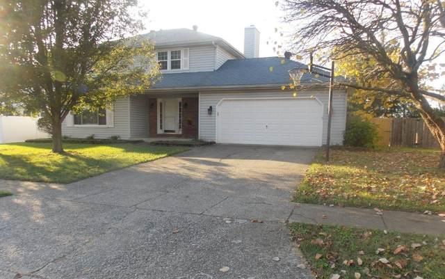 528 Scarborough Drive, Versailles, KY 40383 (MLS #20021847) :: The Lane Team