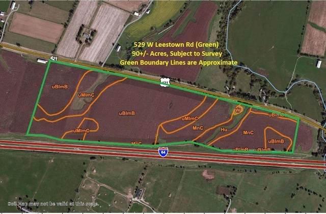 529 W Leestown Road, Midway, KY 40347 (MLS #20022166) :: The Lane Team