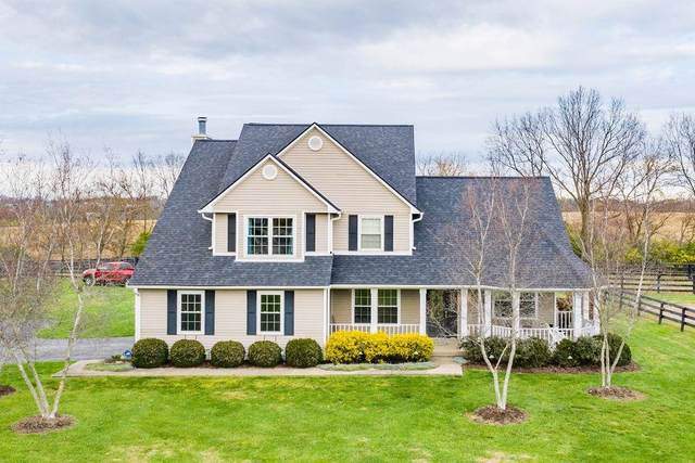 865 Darby Trace, Winchester, KY 40391 (MLS #20023740) :: The Lane Team
