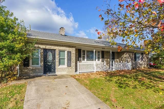 1412 Fairlane Drive, Richmond, KY 40475 (MLS #20023802) :: Better Homes and Garden Cypress