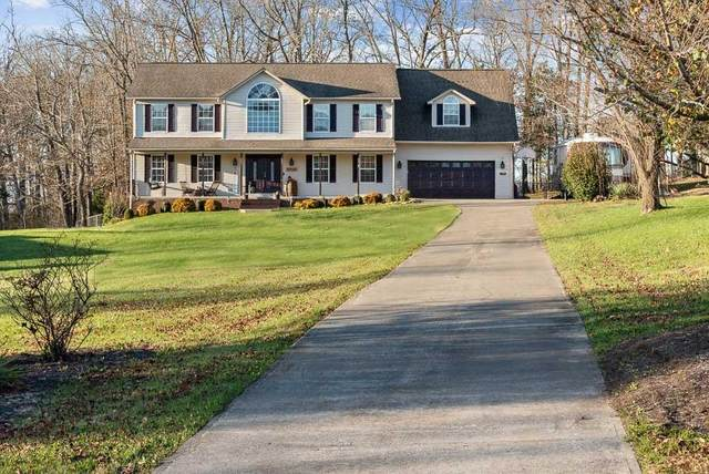 232 Waco Heights Rd, Waco, KY 40385 (MLS #20024008) :: Better Homes and Garden Cypress