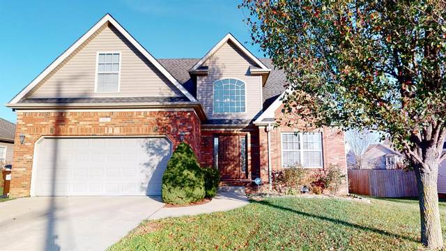 312 Lebeau Drive, Nicholasville, KY 40356 (MLS #20024054) :: The Lane Team
