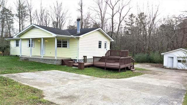 164 Hart Road, Corbin, KY 40701 (MLS #20024391) :: Better Homes and Garden Cypress