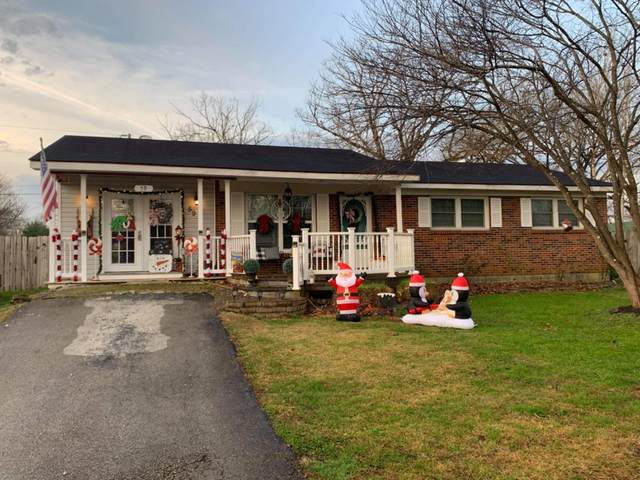 59 East Railroad Avenue, Clay City, KY 40312 (MLS #20024401) :: The Lane Team