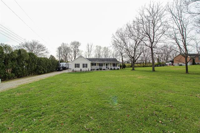 401 Delaney Ferry Road, Versailles, KY 40383 (MLS #20024443) :: The Lane Team