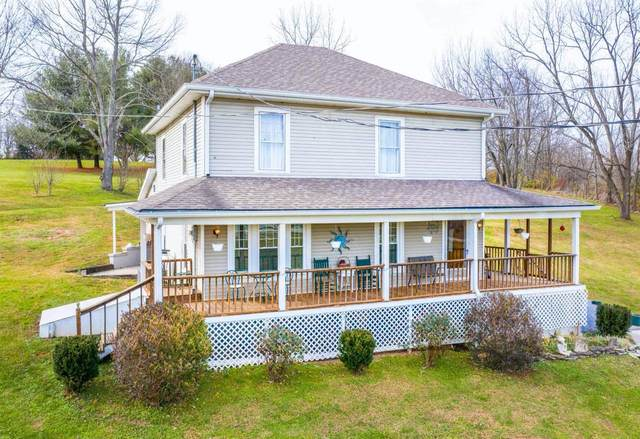 847 Copperhead Road, Paint Lick, KY 40461 (MLS #20024446) :: The Lane Team