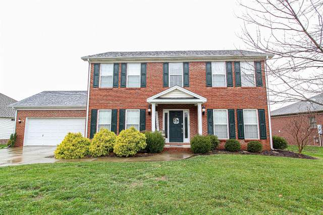 308 South Hill Road, Versailles, KY 40383 (MLS #20024468) :: The Lane Team