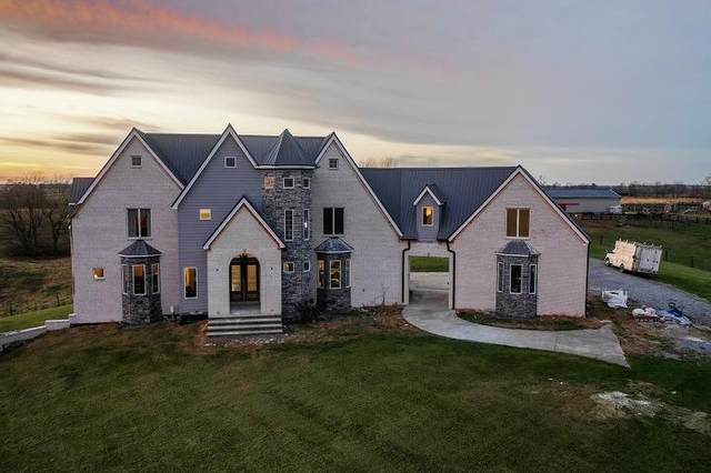 230 Sexton Road, Harrodsburg, KY 40330 (MLS #20024596) :: Better Homes and Garden Cypress